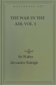 The War in the Air; Vol. 1