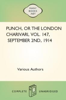 Punch, or the London Charivari, Vol. 147, September 2nd, 1914