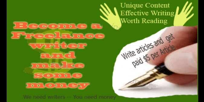 Write Articles for Online Blogs,Stories,Innovative contents