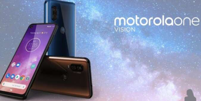 Motorola One Vision sale On Flipkart 27 june 2019