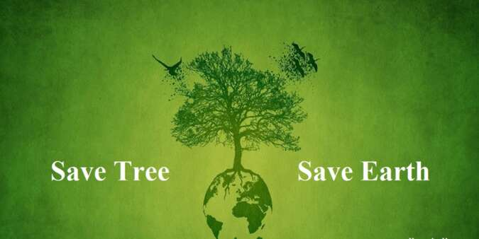 Save Tree Save Environment for our country